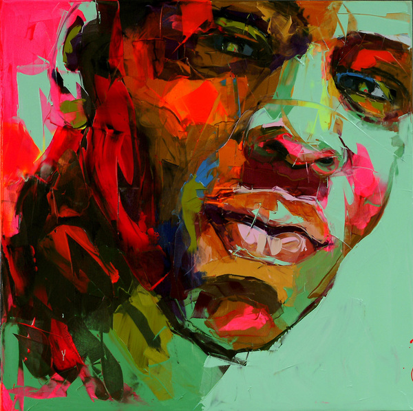 Traditional-Art-Paintings-by-Francoise-Nielly-